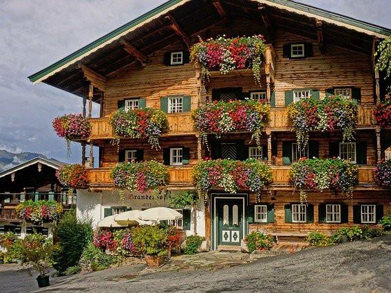 Busreisen - Berghütte in Kitzbühel am Wilden Kaiser