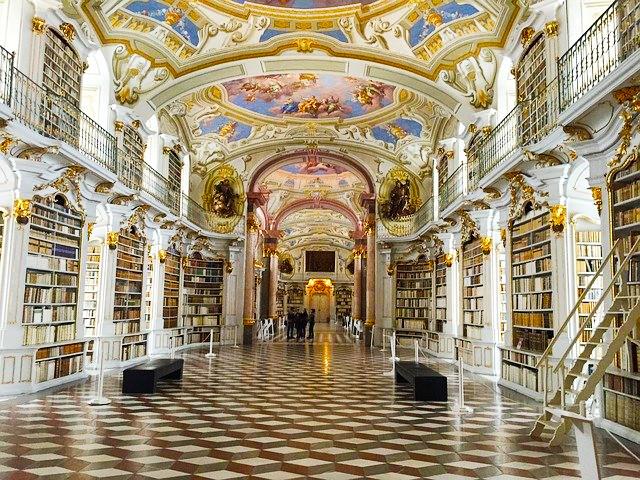 Busreisen - Kloster Admont im Salzburger Land