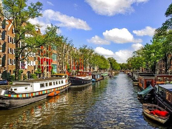 Kreuzfahrten - Ausflug nach Amsterdam