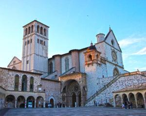 Aktivreisen- Assisi in Umbrien