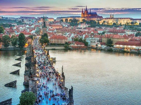Städtereisen - Urlaub in Prag