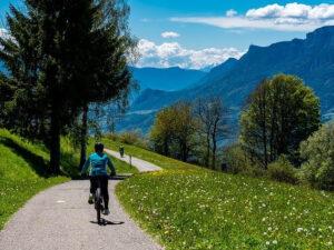 Aktivreisen - Radfahren in den Dolomiten