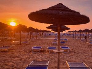 Badereisen - Badeurlaub an der Adria