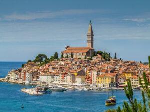 Busreisen - Rovinj in Istrien