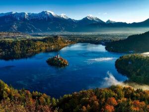 Wellness-Reisen - See Bled in Slowenien