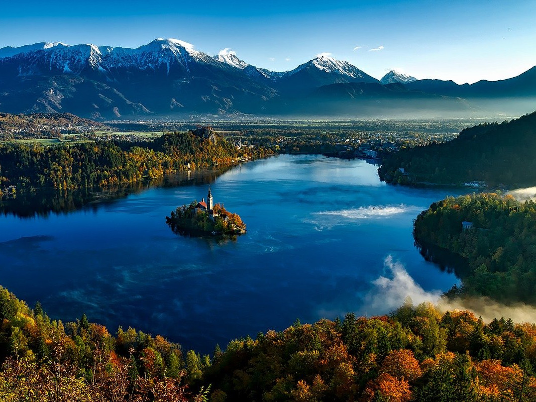 Wellness-Reisen - See Bled in Slowenien