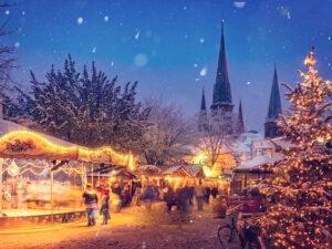 Tagesfahrten- Weihnachtsmarkt