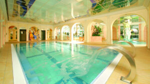 Wellness-Reise - Urlaub im Park Hotel Stopp in Bad Füssing