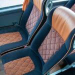 Fuhrpark - Innenausstattung komfortable Sitze