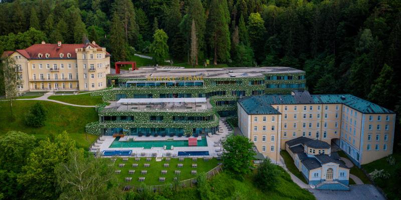 Wellness-Resort - Wellnessurlaub im Rimske Terme