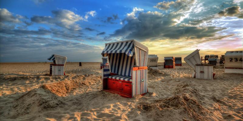 Wellnessurlaub im November_Strand an der Ostsee